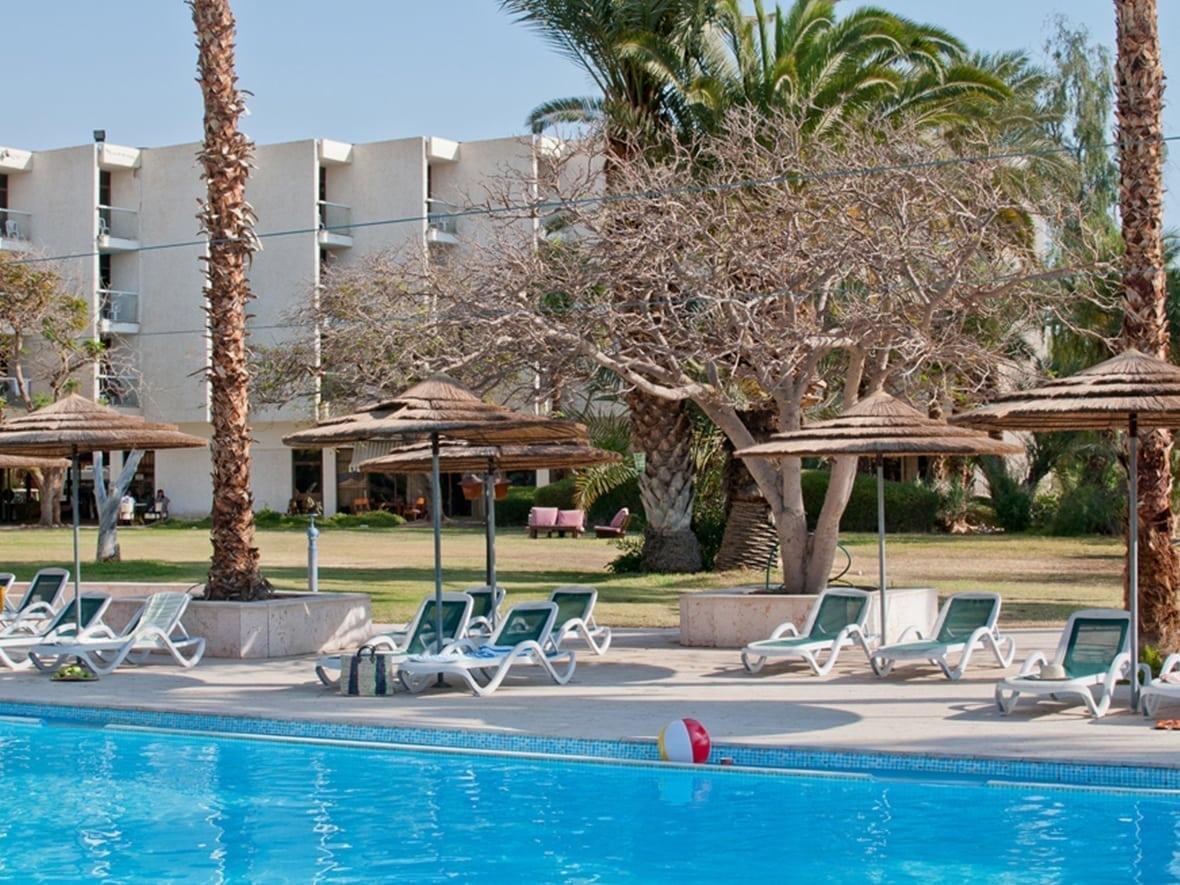 Leonardo Inn Dead Sea Hotel swimming pool