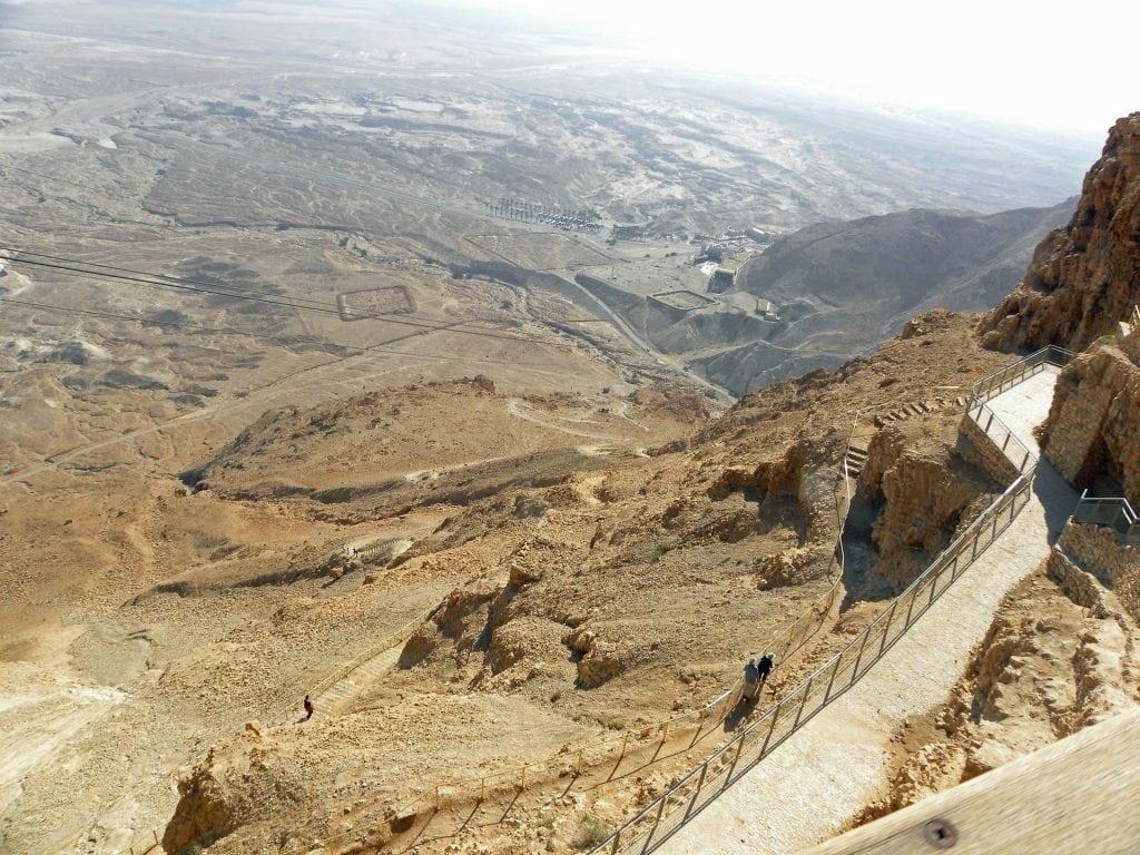 Masada Dead Sea History