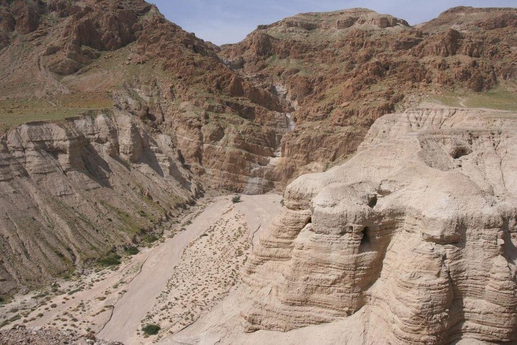 Qumran Scrolls Dead Sea History