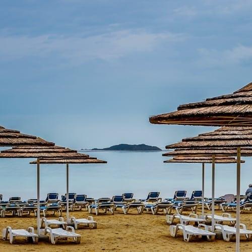 Dead Sea beaches