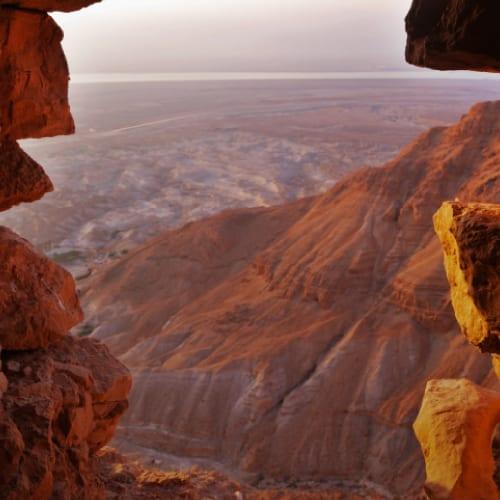 Ancient Dead Sea Land
