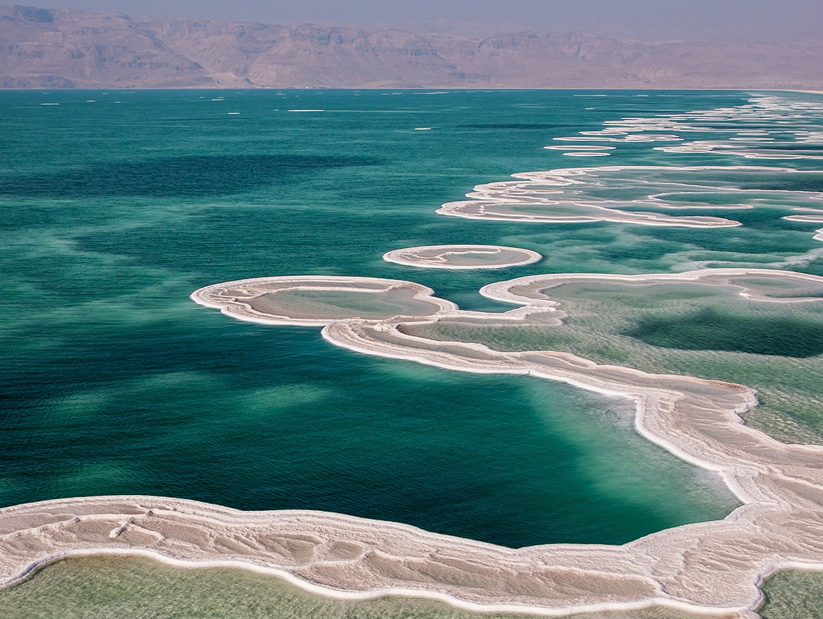 What is so special about the Dead Sea